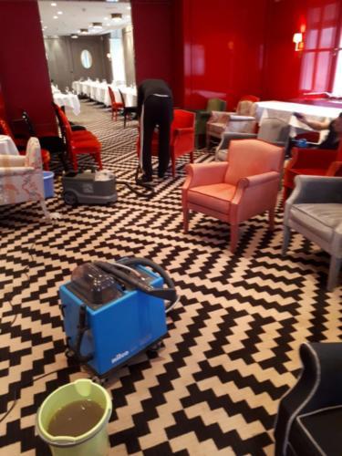Sessel Reinigung 2
